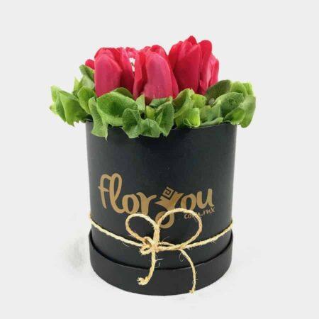 arreglo de tulipanes, Florerías en Pachuca, Envío de flores a domicilio Pachuca