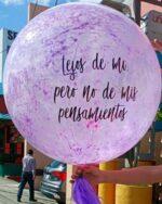 globo gigante, florerías en Pachuca, Envio de flores a domicilio Pachuca
