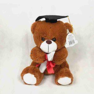 Oso graduado