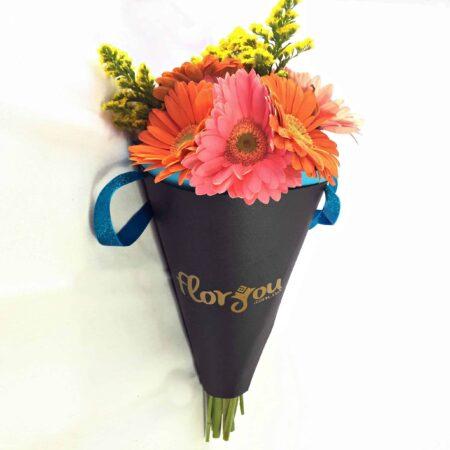 ramo de gerberas, florerias en Pachuca, Envío de flores a domicilio Pachuca