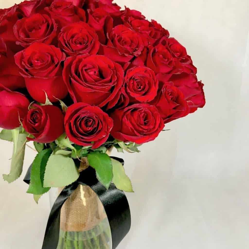 arreglos con rosas