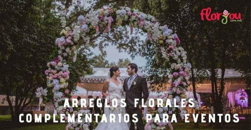 Arreglos florales complementarios