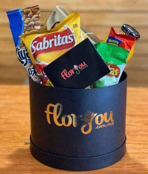 Cajas de dulces - Florerías pachuca - regalos a domicilio en pachuca