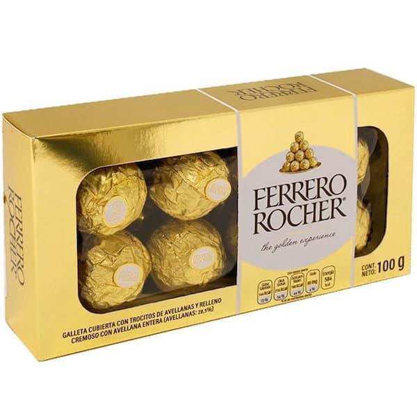 Ferreros 8