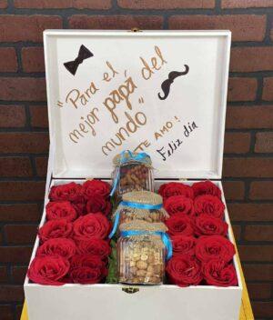 Canasta botanera, florerias en Pachuca, Envío de flores a domicilio Pachuca