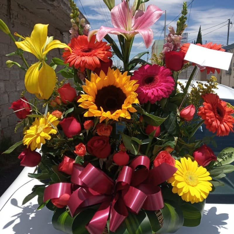 flores a domicilio Pachuca