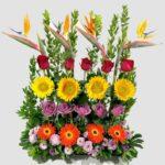 Complicidad - Arreglo de flores