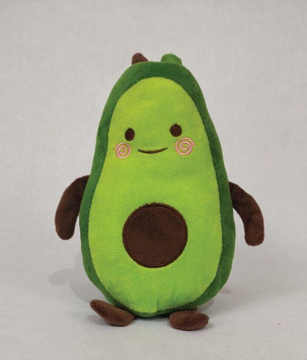 Aguacatín - Peluche Aguacate
