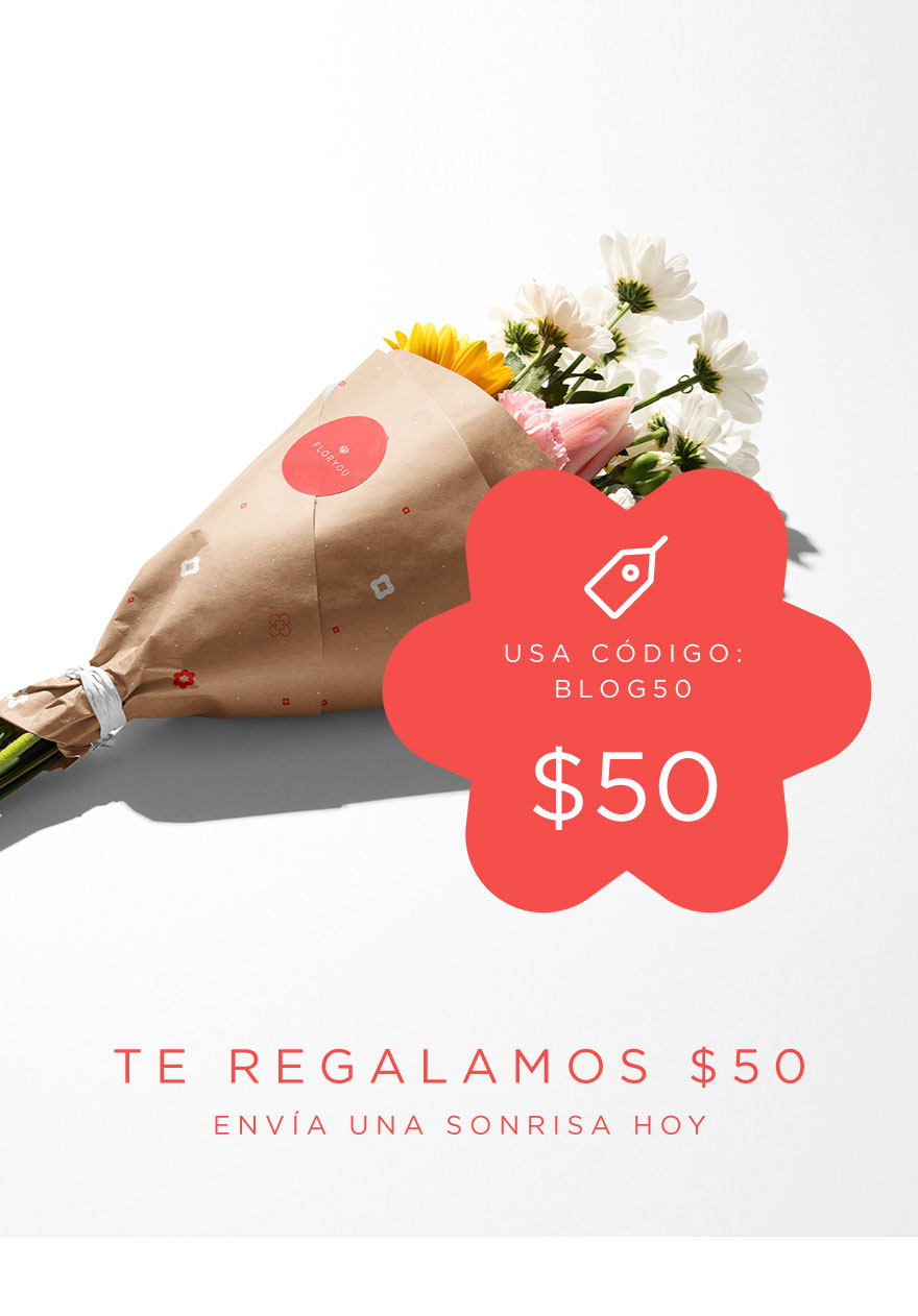 Cupón de descuento, envía flores a domicilio en Puebla, florerías en Puebla