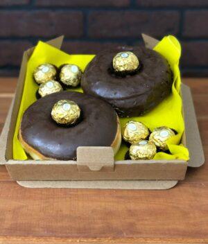 caja de donas - dulces tentaciones