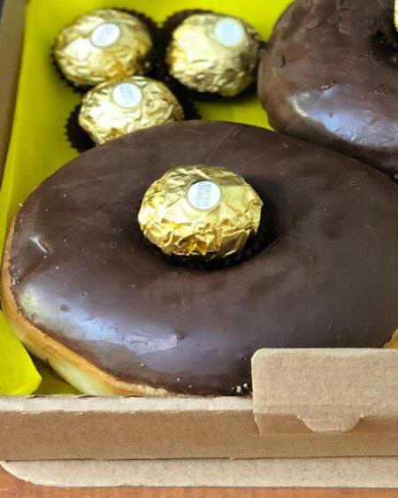 caja de donas- dulces tentaciones