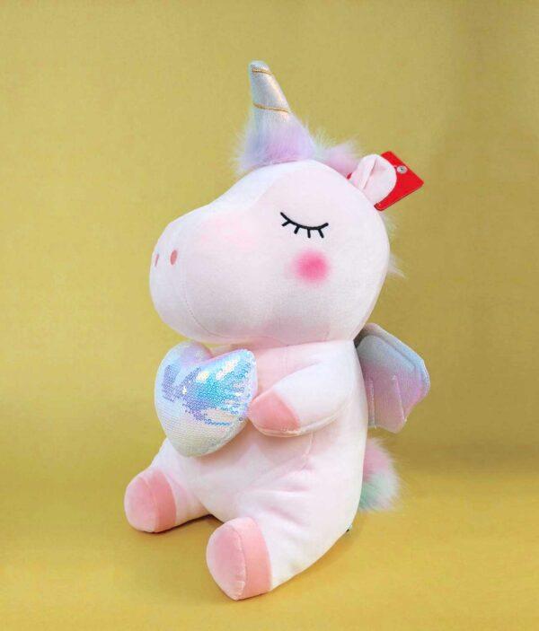 Unicornio fantasía - Peluche unicornio