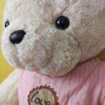 Osa love - Peluche de oso gigante